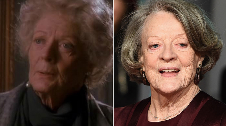 Maggie Smith as Grandma Wendy - Hook | Love |Maggie Smith Hook
