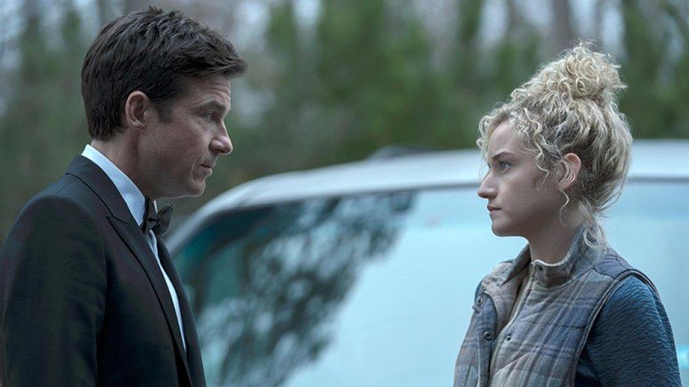 Jason Bateman and Julia Garner in Netflix's Ozark