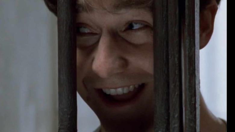 Edward Norton grins