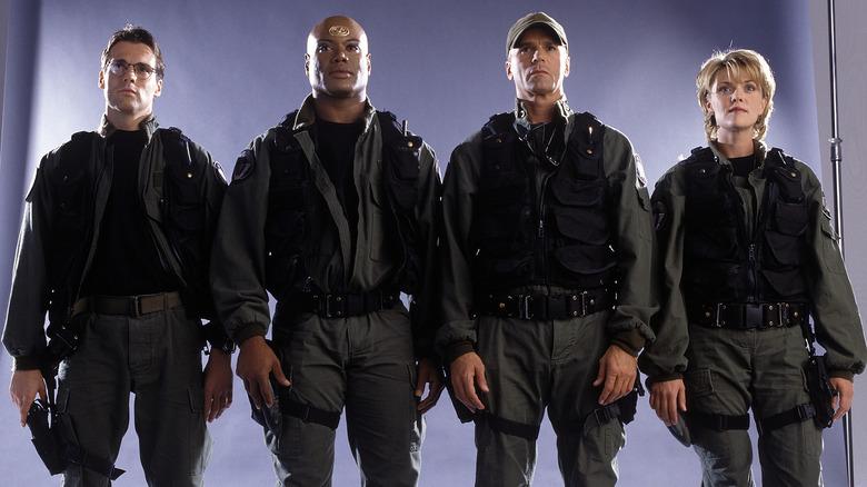 Stargate Sg