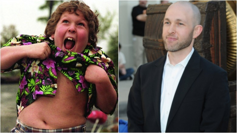 What the cast of the Goonies looks like today