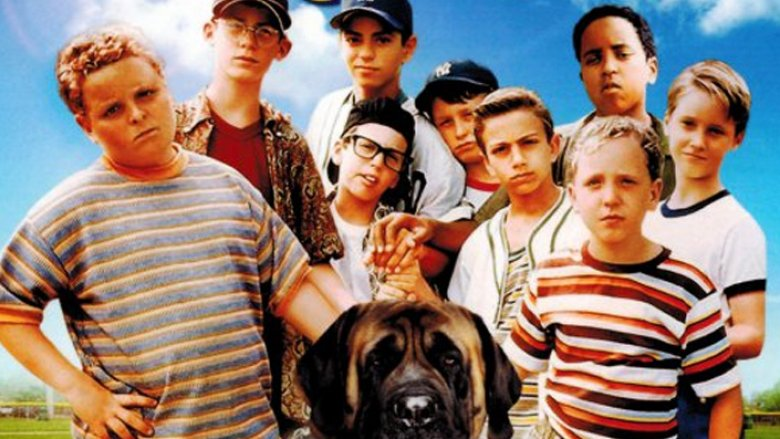 What the cast of The Sandlot looks like today