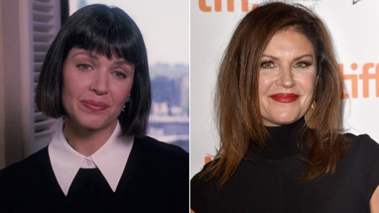 Wendy Crewson then and now