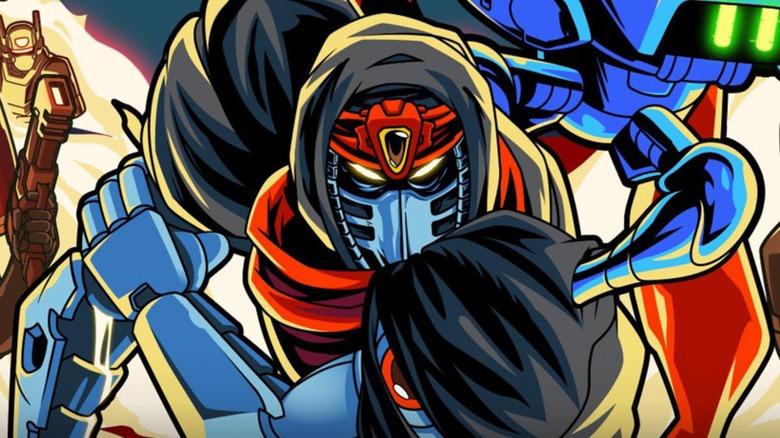 Cyber Shadow ninja