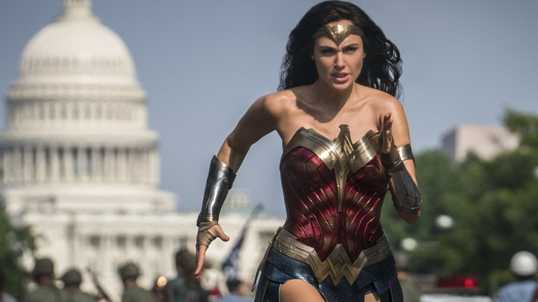 What the critics are saying about Wonder Woman 1984