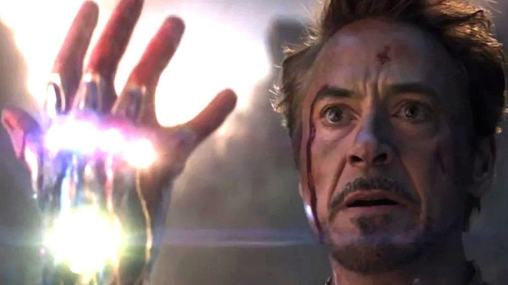 Iron Man prepares to defeat Thanos in Avengers: Endgame
