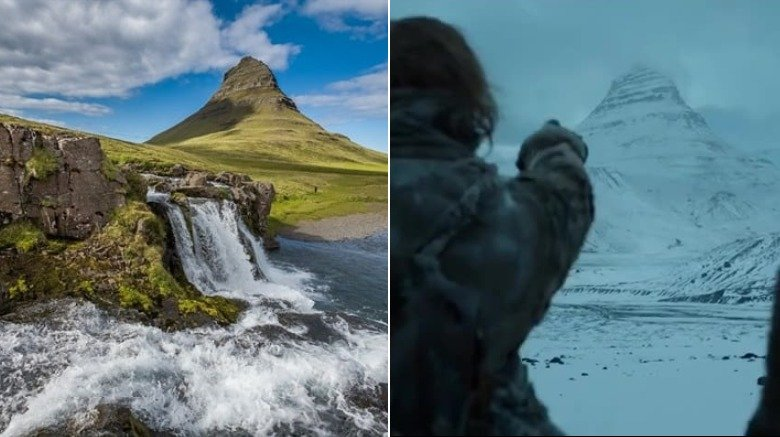 Kirkjufell & other Iceland locations (beyond the Wall)