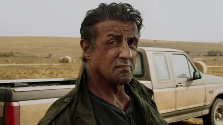 Still from Rambo: Last Blood trailer