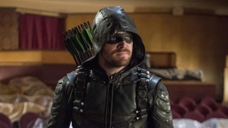 Scene from Arrow
