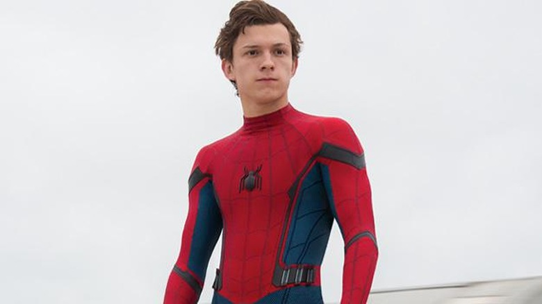 What Tom Holland was doing before he became Spider-Man