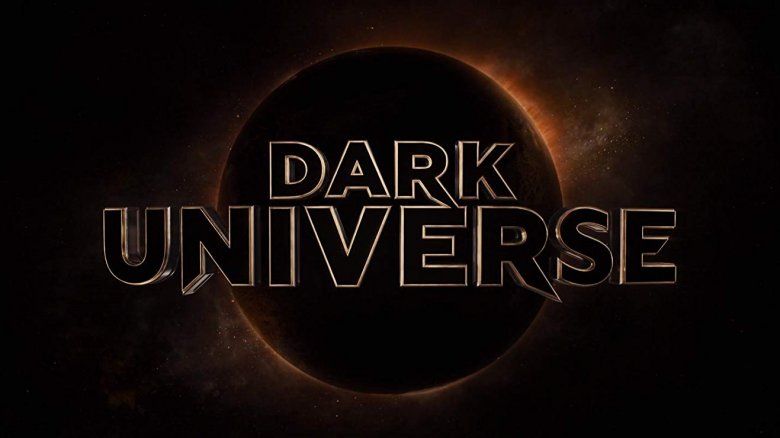 The Dark Universe logo
