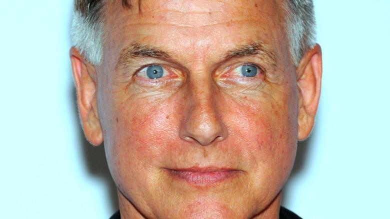 A close-up of Mark Harmon