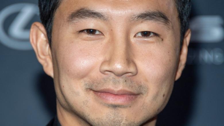 Simu Liu close up