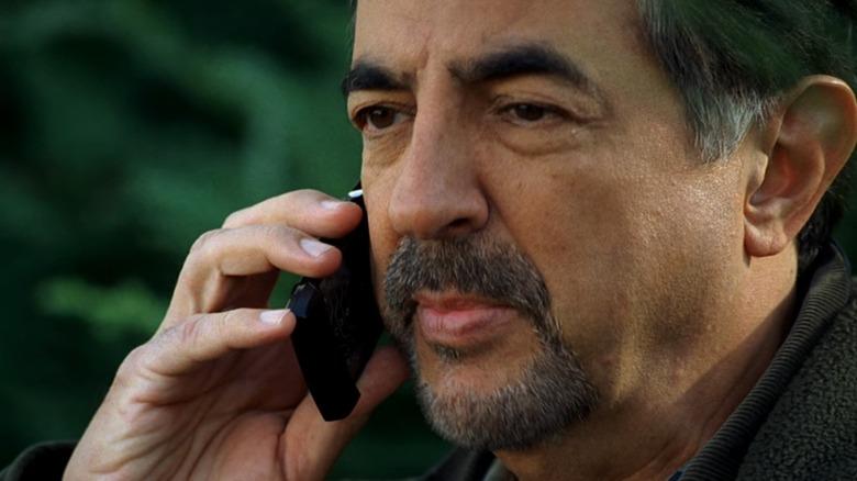 David Rossi phone