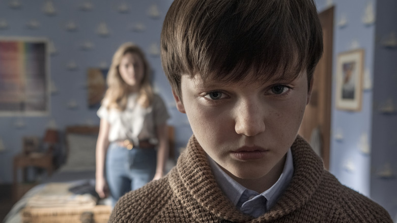 Benjamin Evan Ainsworth as Miles in The Haunting of Bly Manor