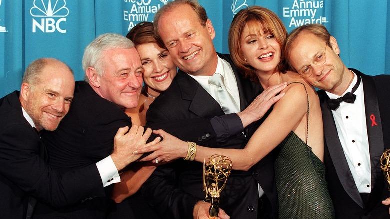 The cast of Frasier.
