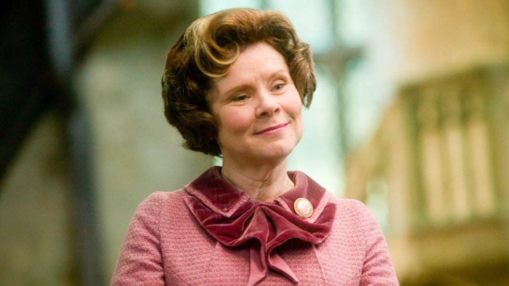 Dolores Umbridge Imelda Staunton Harry Potter