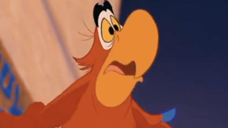 """Iago, """"Aladdin"""""""