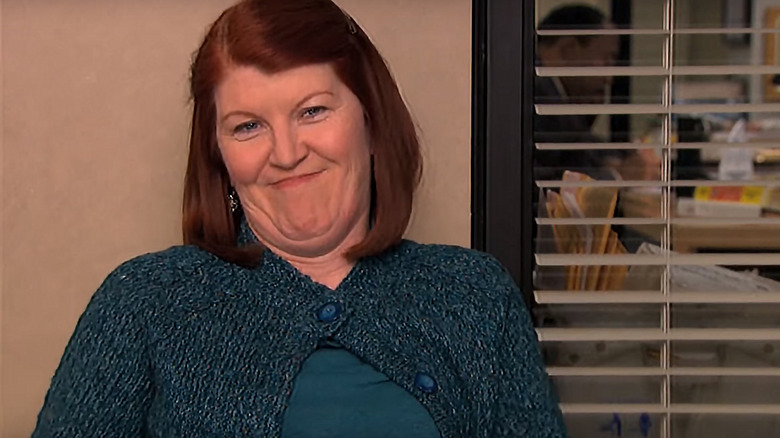 whatever happened to meredith from the office