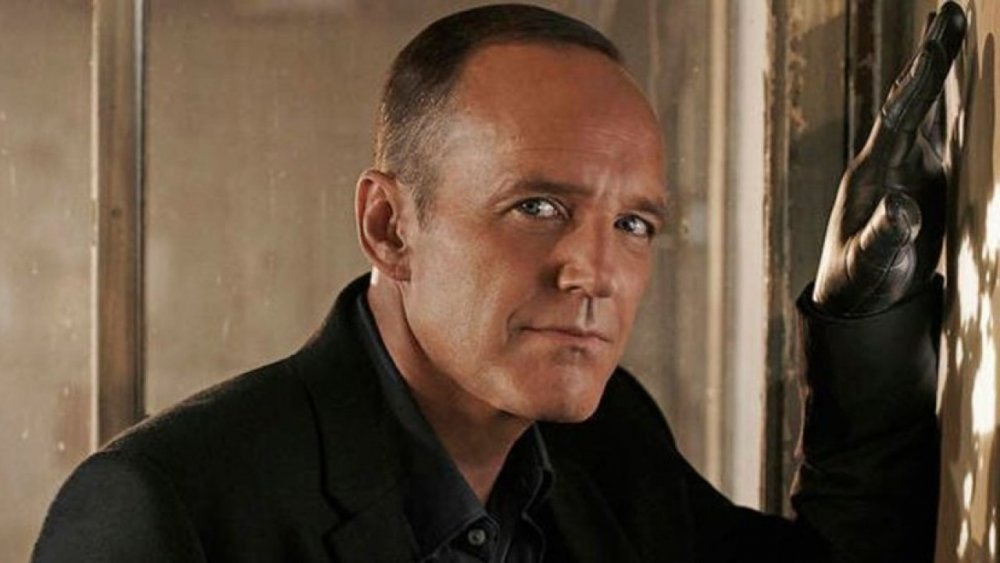 Clark Gregg as Agent Coulson on Agents of S.H.I.E.L.D.