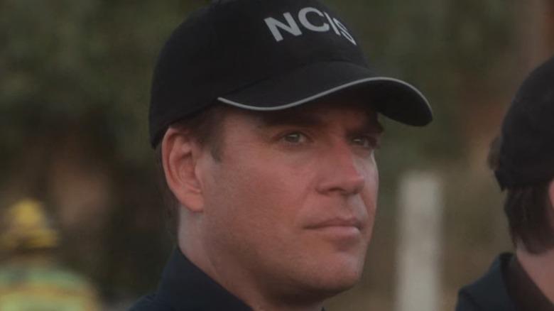 Tony DiNozzo in hat