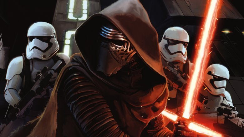 Last Jedi promotional image