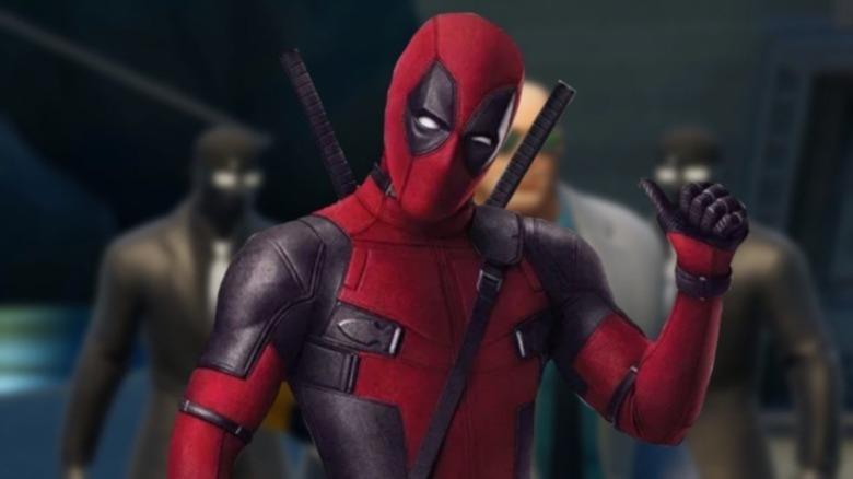 Deadpool's Katanas