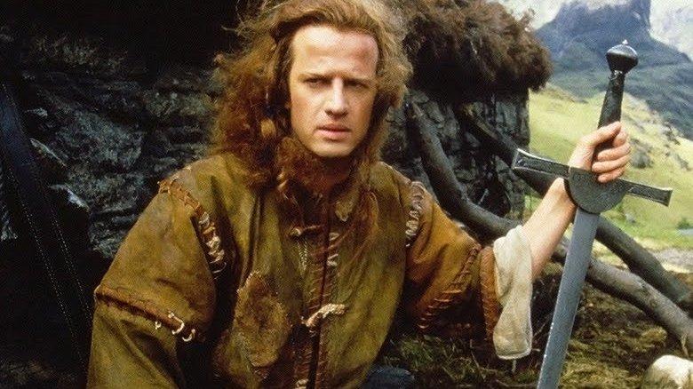 christopher lambert as connor macleod
