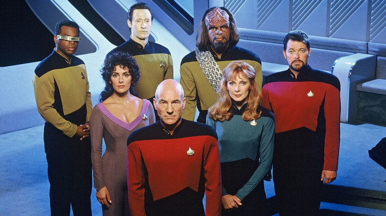 Where The Cast Of Star Trek The Next Generation Is Now