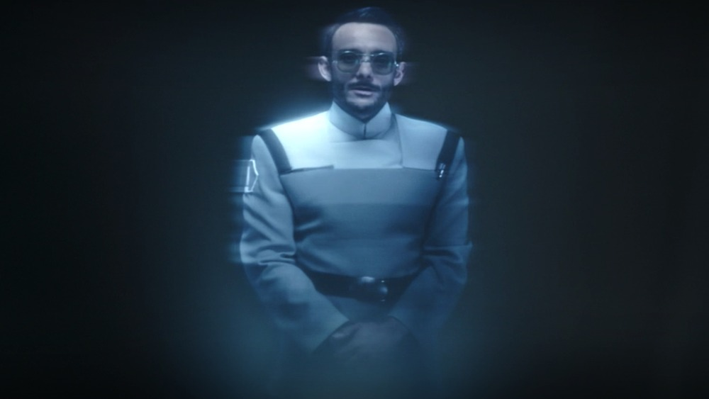Where you've seen The Mandalorian's Dr. Pershing before