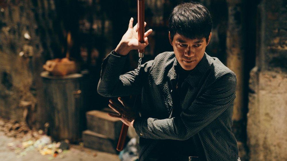 Danny Chan as Bruce Lee in Ip Man 4