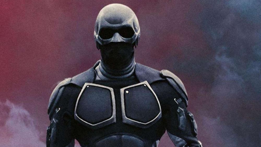 Nathan Mitchell as Black Noir on The Boys
