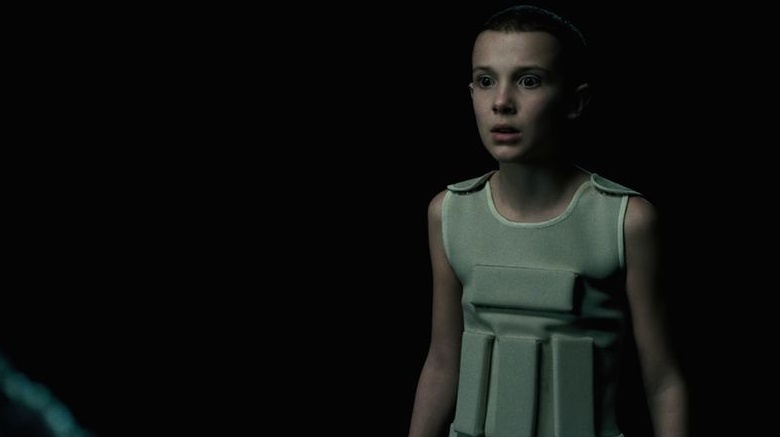 who is eleven from stranger things