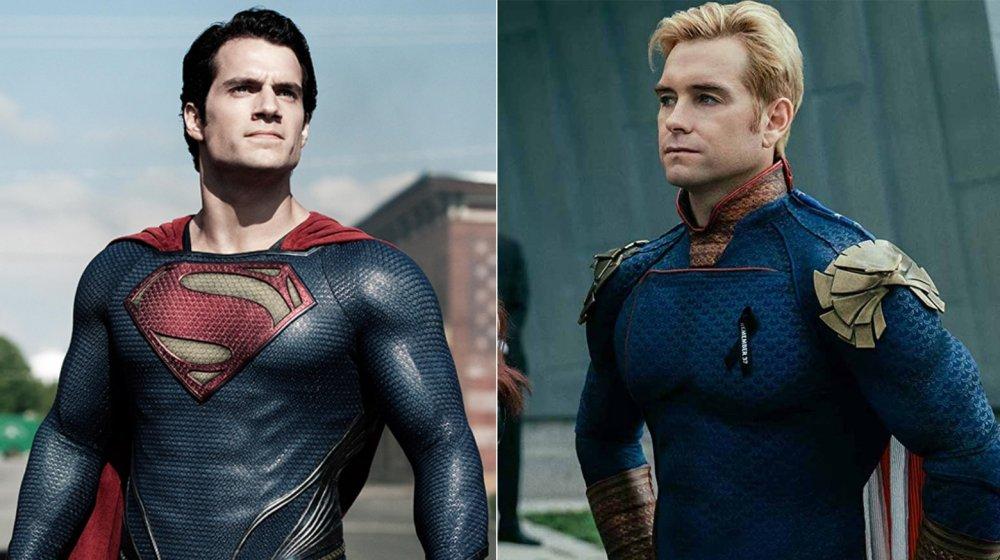 Superman/Homelander
