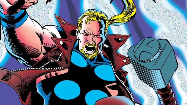 Thunderstrike comics cover