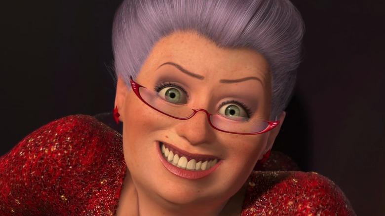 Shrek 2's Fairy Godmother