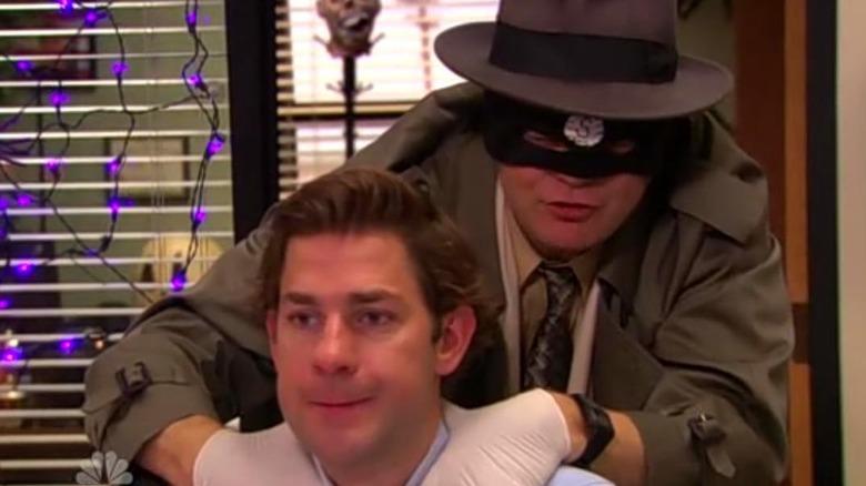 The Scranton Strangler The Office Jim and Dwight