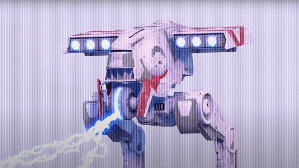 The arc pulse reactor in Star Wars Rebels