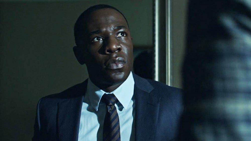 McKinley Belcher III as Agent Trevor Evans on Ozark
