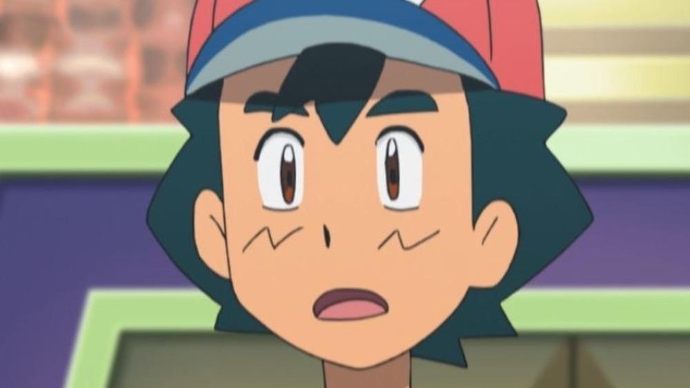 Pokemon Ash in the Alola Region