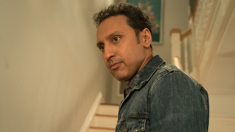 Aasif Mandvi plays Ben in Evil