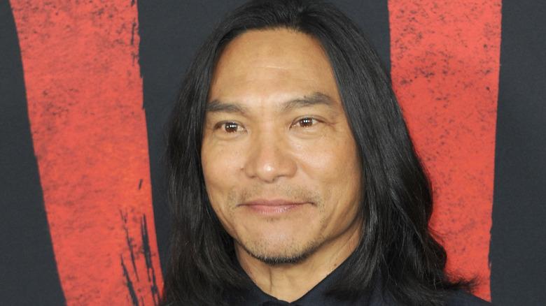 Jason Scott Lee Mulan red carpet