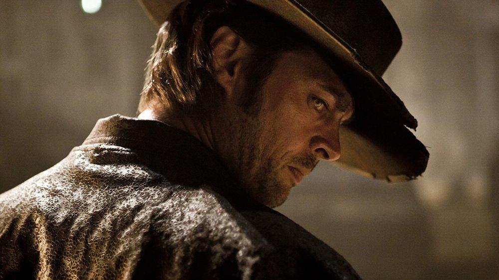 Karl Urban as Black Hat in Priest