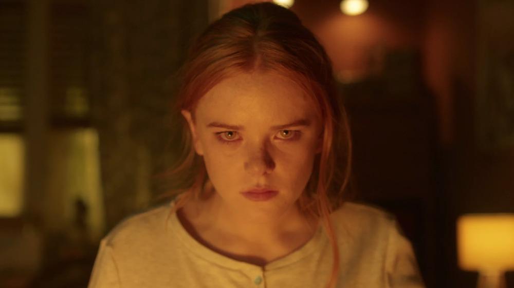 Abigail Cowen on Fate: The Winx Saga