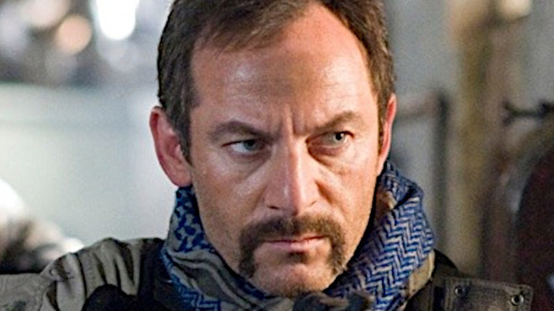 Jason Issacs as Major Briggs in Green Zone