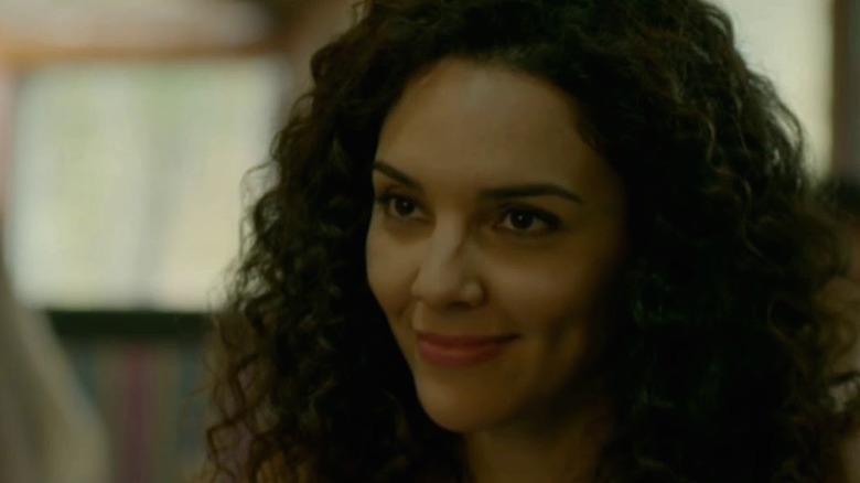 Carmen Diaz on Cobra Kai