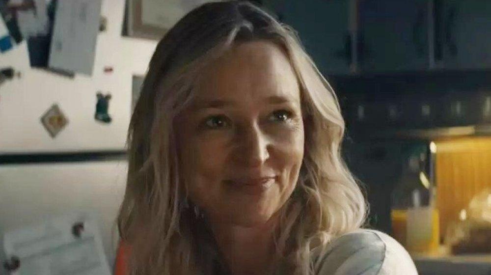 Kari Matchett as Mary Reed in Code 8