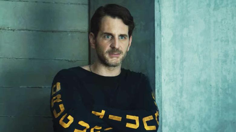 Aaron Abrams as Davis in Code 8