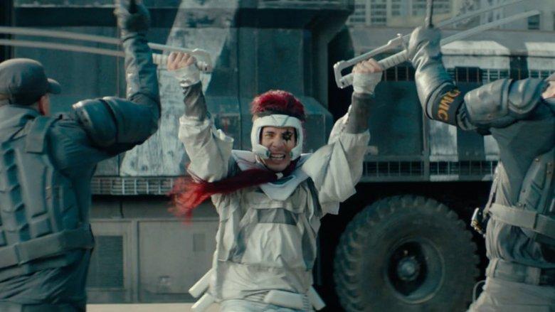 Shatterstar from the Deadpool 2 trailer