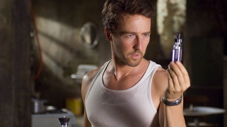Why Edward Norton doesn't get many movie offers